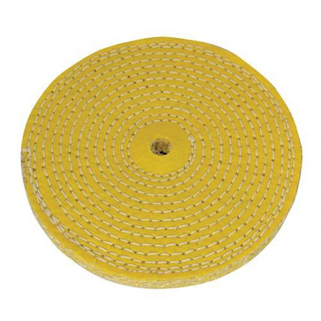 Disque de polissage en sisal D. 150 mm - 105894 - Silverline
