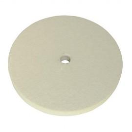 Disque de polissage en feutre D. 150 mm - 105898 - Silverline