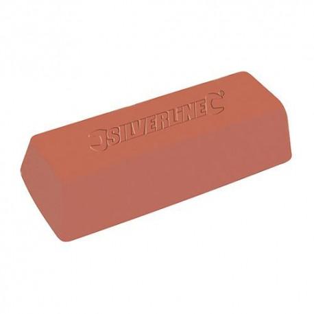 Pâte à polir rouge 500 g - 107883 - Silverline