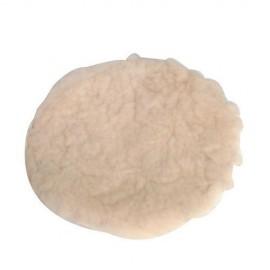 Bonnet laine d'agneau à cordons 125 mm - 107982 - Silverline