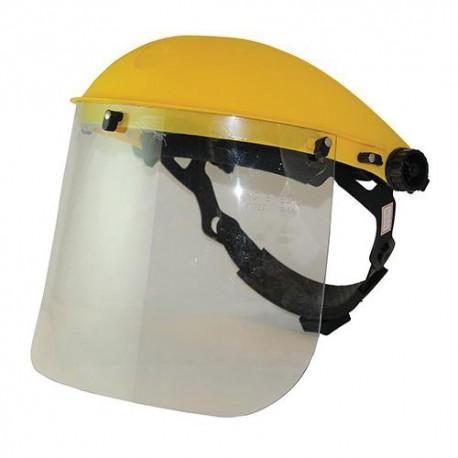 Visière de protection non teintée - 140863 - Silverline