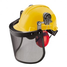 Casque de forestier Forestier - 140873 - Silverline
