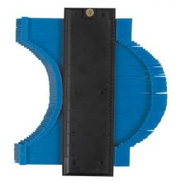 Conformateur en plastique 125 mm - 151221 - Silverline