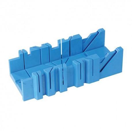Boîte à onglets Expert plastique 300 x 90 mm - 155319 - Silverline