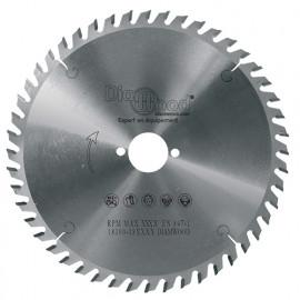 Lame de scie circulaire HM universelle D. 350 x Al. 30 x ép. 3,5/2,5 mm x Z54 Alt pour bois - fixtout