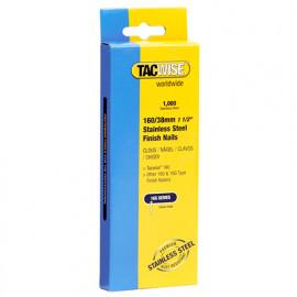 Boîte de 1000 clous de finition en acier inoxydable de type 16G L. 38 mm - TA-1097 - Tacwise
