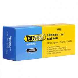 Boîte de 5000 clous de finition de type 18G L. 35 mm - TA-0399 - Tacwise