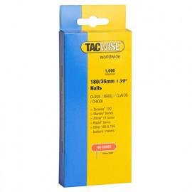 Boîte de 1000 clous en acier galvanisé en bande de type 180 L. 35 mm - TA-0364 - Tacwise
