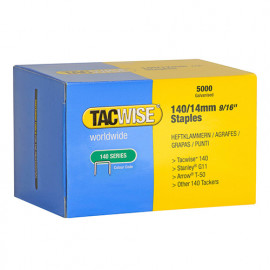 Boîte de 5000 agrafes galvanisées de type 140 L. 14 mm - TA-0344 - Tacwise