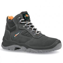 Chaussure de sécurité haute REAL S1P SRC - STYLE AND JOB - U-Power