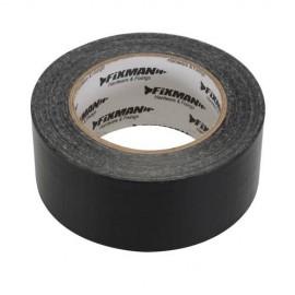 Adhésif toilé ultra robuste 50 mm x 50 m Noir - 190160 - Fixman