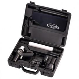 Coffret 8 pcs pistolet aspirateur/souflette pneumatique + accessoires - WG202N - M7