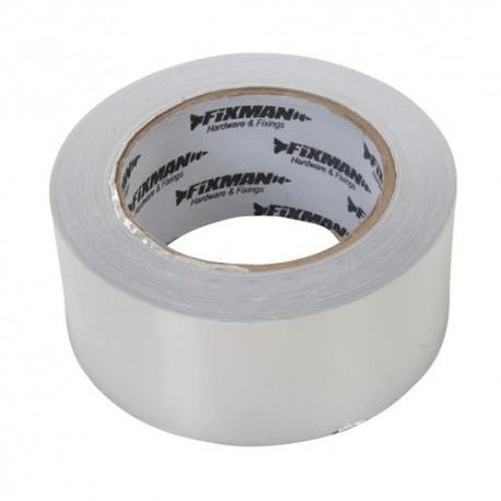 Ruban à joints aluminium 100 mm x 50 M - 191666 - Fixman