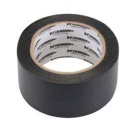 Ruban isolant 50 mm x 33 M, Noir - 192221 - Fixman