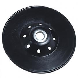 Support plateau en nylon pour disque abrasif D. 100 M10 en Blister - 338.10 - PG Professional