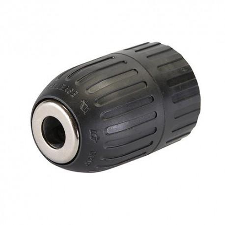Mandrin nylon auto-serrant 2 mm à 13 mm - 196528 - Silverline