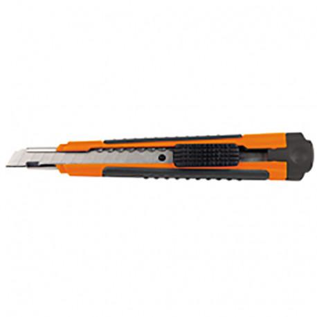 Cutter professionnel avec lame de 9 mm + 3 lames - 566.14 - PG Professional