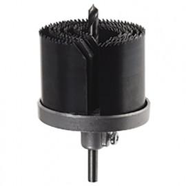 Set de 7 scies cloches D. 25 à 62 mm x Ht. 50 mm - 732.00 - PG Professional