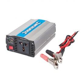 Onduleur 12 V - 230 V de 300 W (Prise simple) - 204757 - Silverline