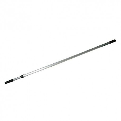 Perche télescopique 3 M en aluminium - 220164 - Silverline
