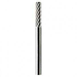 Fraise culindrique au carbure de tungstène D. 3 mm Q. 2,35 mm - M.1550 - PG Mini