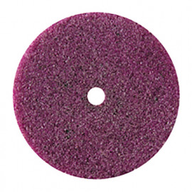 2 meules abrasives corindon rose D. 22 mm - M.2610 - PG Mini