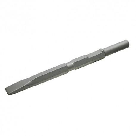 Burin plat 25 x 380 mm pour Kango K900/950 - 228532 - Silverline