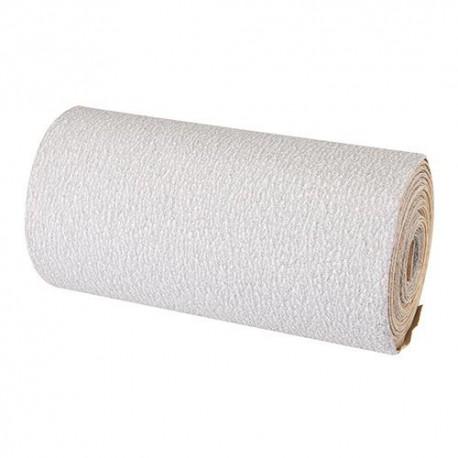 Rouleau papier abrasif corindon stéarate 115 mm x 5 M Grain 320 - 228554 - Silverline