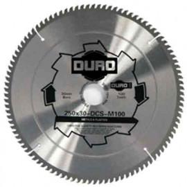 Lame de scie circulaire au carbure 184DCS-M - D. 184 x 30 mm x 48Z - CK170 - Duro Standard