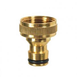 "Nez de robinet laiton fileté F 3/4"" - PRA/RLB.4201 - Ribiland"