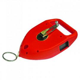 Cordeau traceur à poudre Géant ABS L. 50 M - 60097 - Metrica