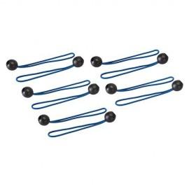 10 tendeurs à boule longueur 175 mm - 237045 - Silverline