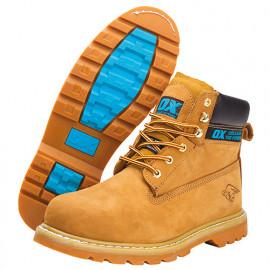 Chaussures de sécurité Nubuck - Marron - OXS2425 - OX
