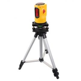 Coffret niveau laser 360° automatique avec ligne jusqu'à 10 m - 245028 - Silverline
