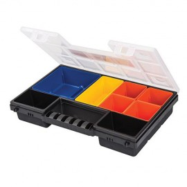 Boîte de rangement à 13 compartiments - 248965 - Silverline
