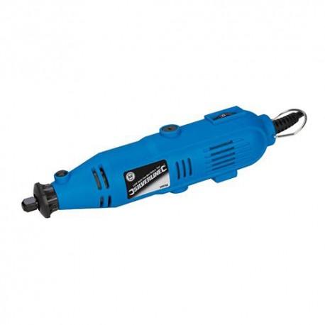 Outil multifonction électrique à variateur 135 W Silverline + accessoires - 249765 - Silverline