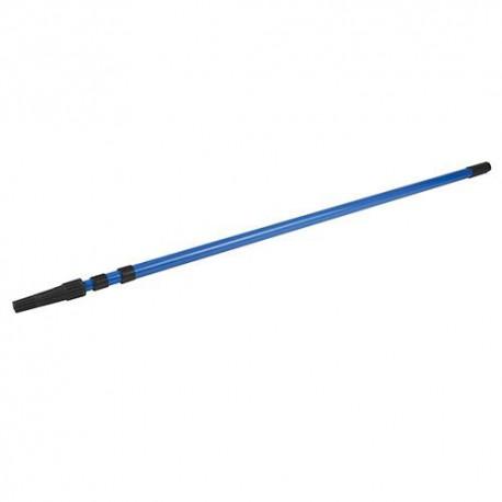 Perche télescopique 1,6 à 3 M en acier - 250182 - Silverline