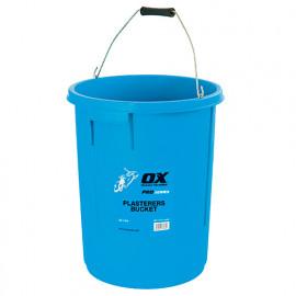 Seau PVC 25 L bleu - OXP110825 - OX Pro