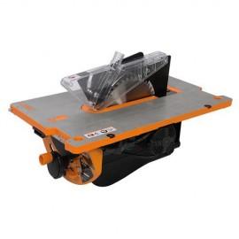 Mini scie sur table D. 254 mm 1 800 W adaptable sur Workcentre WX7 - 255671 - Triton