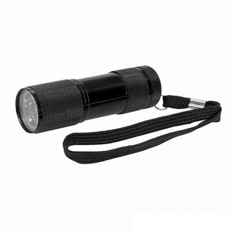 Torche LED à lumière noire UV 30 lumens L. 90 mm - 257229 - Silverline