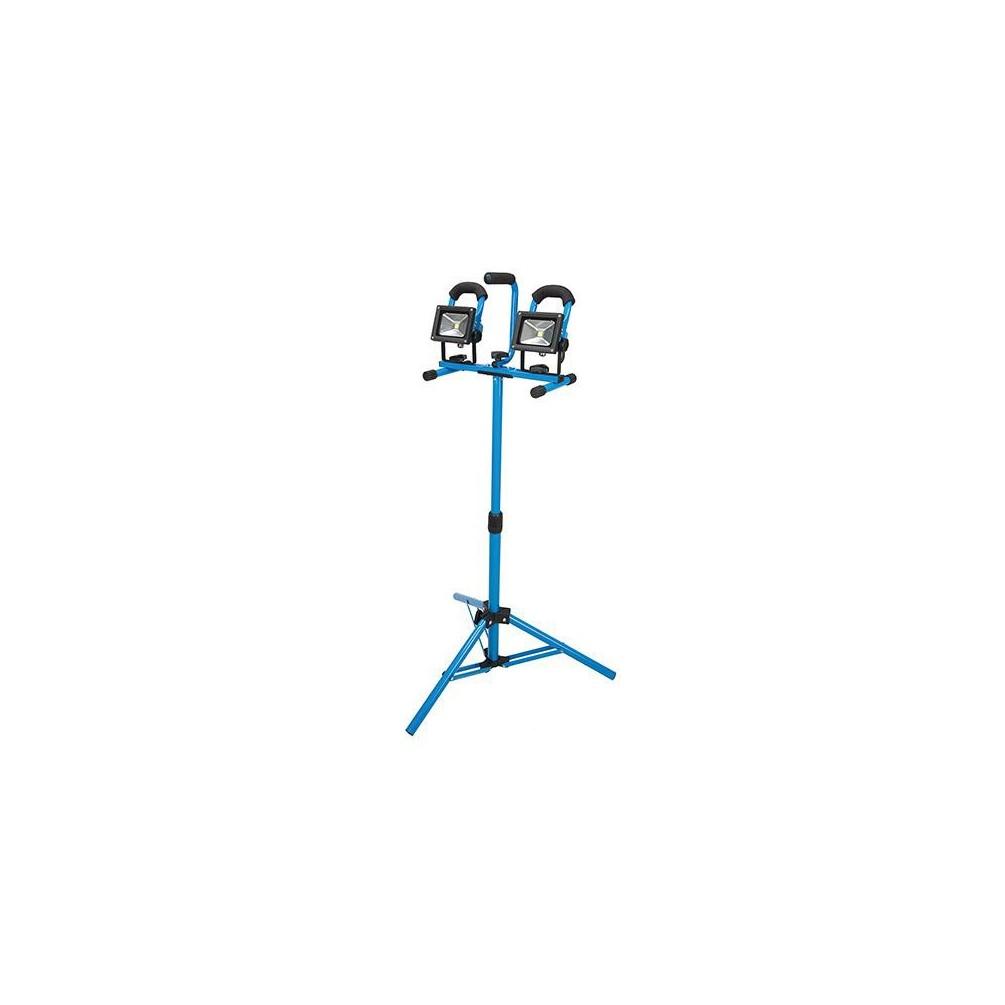 Ribitech prspot32ttp Projecteur /à led 30w sur tr/épied