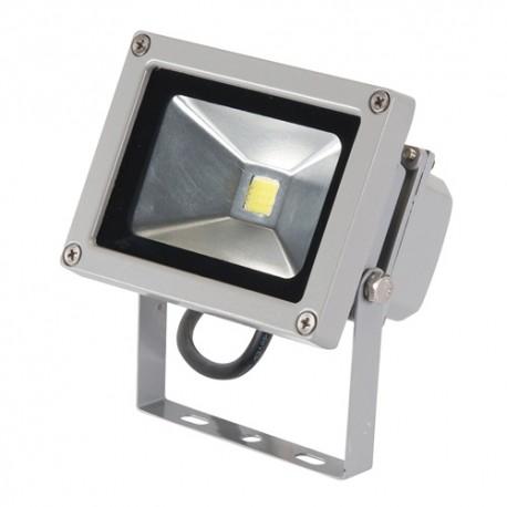 Projecteur électrique LED 10 W 650 lm - 259904 - Silverline