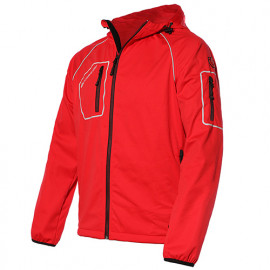 Veste THINY SOFTSHELL - ROUGE - 04514B/070 - Industrial Starter