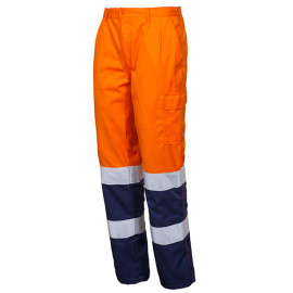 Pantalon HV LIGHT - 8438/047 - Industrial Starter
