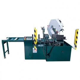 Scie à ruban métal automatique D.330 mm SR 450 BAV CONNECT - 400V 4000W - 20114119 - Sidamo