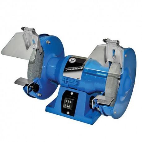 Touret à meuler D. 150 mm électrique 150 W Silverline - 263511 - Silverline