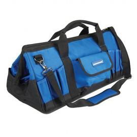 Sac caisse à outils à 22 poches 600 x 280 x 260 mm - 263598 - Silverline