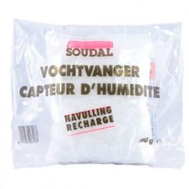Capteur d'humidité 1Kg (recharge) - 125937 - Soudal