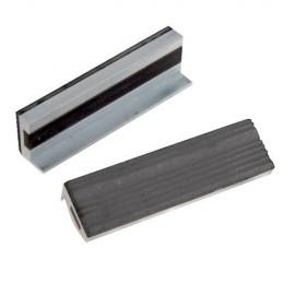 Mordaches souples pour les étaux de serrage ingénieurs 100 mm - 273221 - Silverline