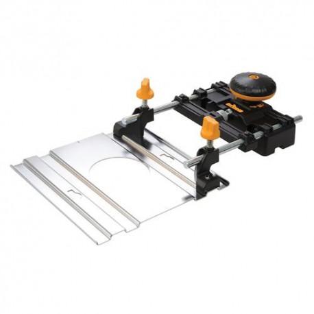 Adaptateur pour rail de guidage des défonceuses Triton - 275634 - Triton